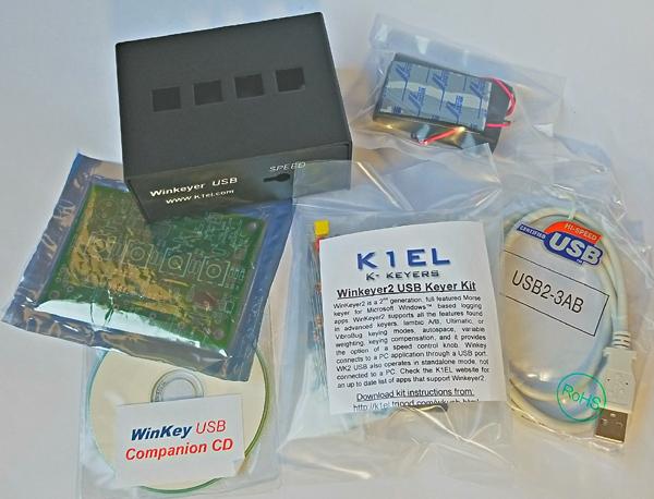 K1EL WinKeyer2 USB Kit (New Old Stock) $50 obo